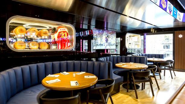 various colors 7b61d d77fb NBA Café in Barcelona - Restaurant Reviews, Menu and Prices ...
