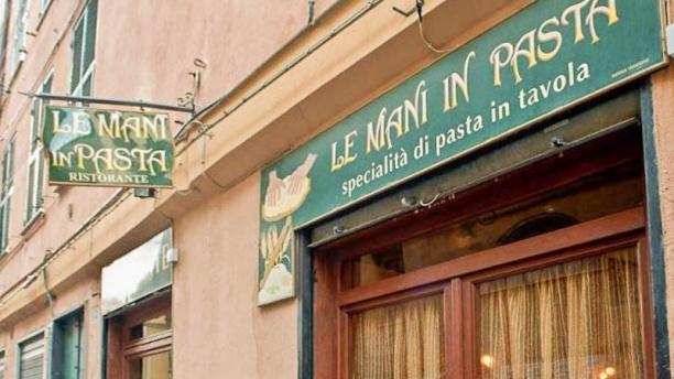 Le Mani in Pasta Entrata