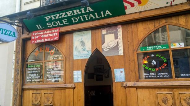 Il Sole d'Italia exterieur