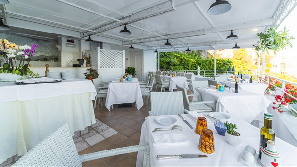 Adamo ed Eva by Hotel Eden Roc Vista terrazza