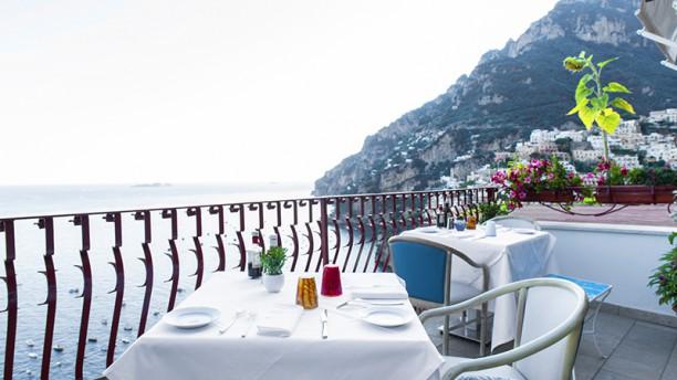 Adamo Ed Eva By Hotel Eden Roc In Positano Restaurant