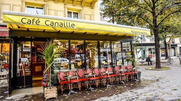Café Canaille Terrasse
