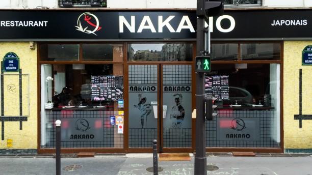 Nakano devanture