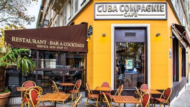 Cuba Compagnie Devanture
