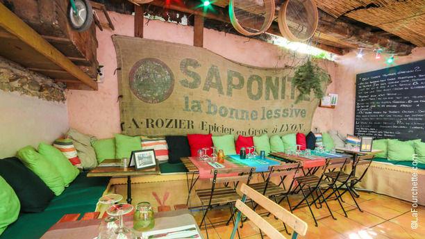 Cuisine Et CroixRoussiens I Lyon Restaurangens Meny öppettider - Cuisine et croix roussiens lyon