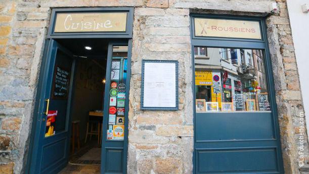 Restaurant Cuisine Et CroixRoussiens à Lyon Croix Rousse - Cuisine et croix roussiens lyon