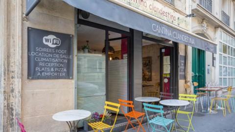 Cantina Clandestina, Paris