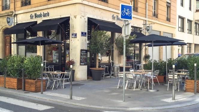 Vue extérieure du Book-Lard - Le Book-Lard, Lyon