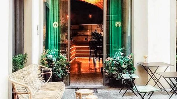 da Florence Un'oasi di verde nel cuore di Firenze