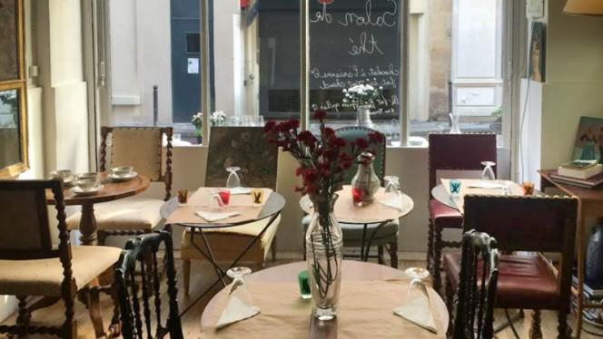 L'Atelier des Guillemites - Restaurant - Paris