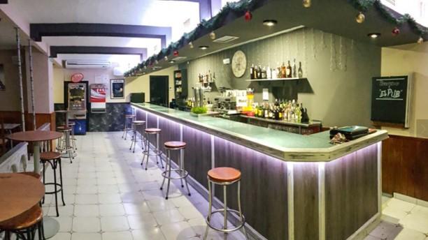 El Pub Sala del restaurante