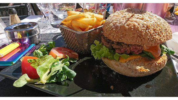 Les 3 Frangins burger