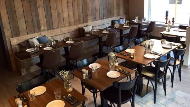 Jeanne Nieuwpoort Restaurant