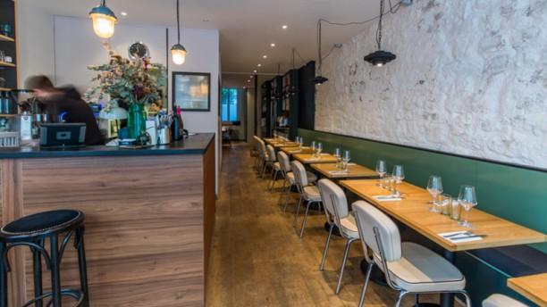 Adria Salle du restaurant