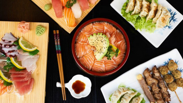 Fang Sakura Sushi Suggestion du Chef