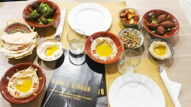 Hommus Como Suggerimento dllo chef