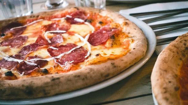 Pizza e Fichi Suggerimento dello chef