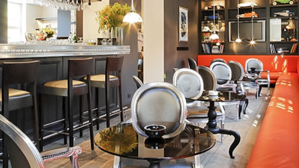 Brasserie du Prince d'Orange Vue intérieur
