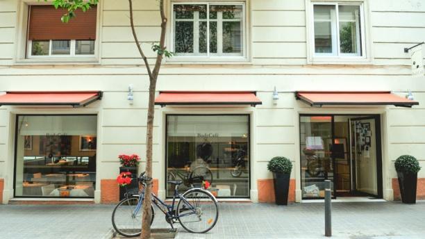 Budy Café Vista fachada