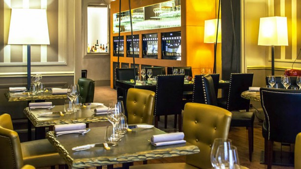 Restaurant loiseau des ducs dijon 21000 avis menu for Resto lasalle