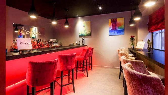 Le Chill bar - L'Opéra, Aix-en-Provence