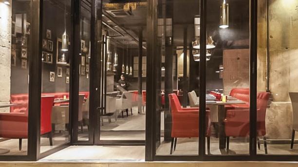 restaurant la trattoria paris 20 avis prix r servation. Black Bedroom Furniture Sets. Home Design Ideas
