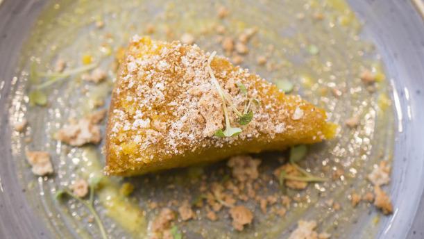 Nick Ponte Milvio dessert
