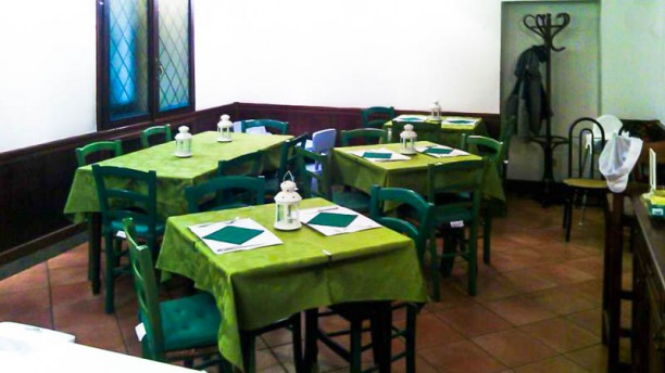 Taranis Bar Trattoria La sala