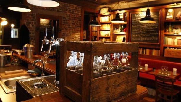 Le Clan des Jules Aperçu du bar