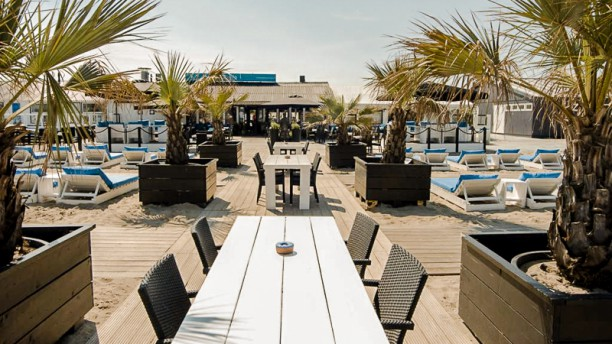 Beachclub Royal Terras