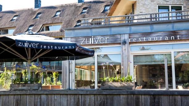 Restaurant Zuiver (Vlieland) Terras