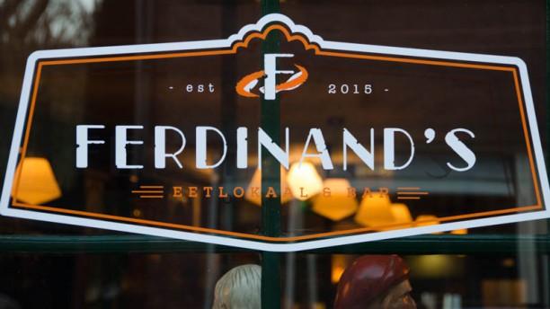 FERDINANDS ingang