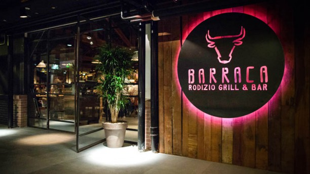 BARRACA Rodizio Grill & Bar Ingang