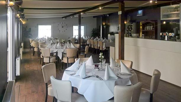 In den Wijngaard Het restaurant