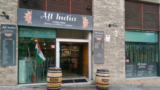 All India Entrada