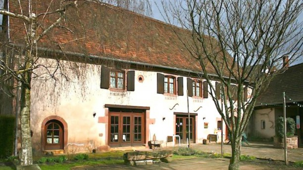 Restaurant auberge la vieille ferme alb menu avis for Auberge de la vieille maison
