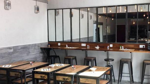 Skooks Salle du restaurant