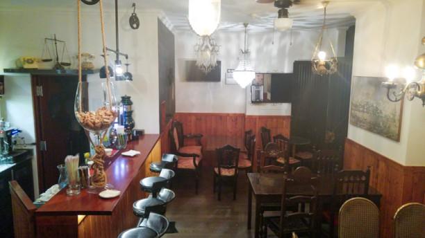 Lisbon Vintage Wine Bar Sala