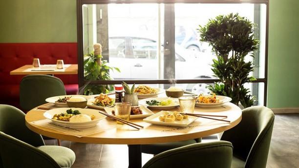 Antica Cina Restaurant Vista sala