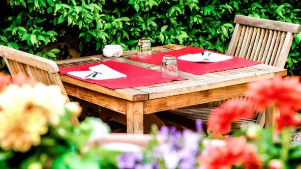 Il Ciocco Steakhouse Lo stile nel giardino