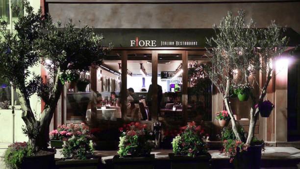 Fiore Pizzeria Italian The entrance