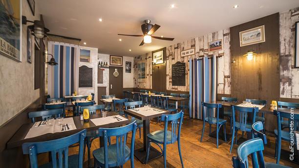 Le Café du Coin Salle du restaurant