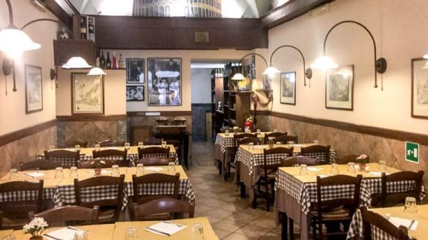 Osteria pizzeria Pasquino sala