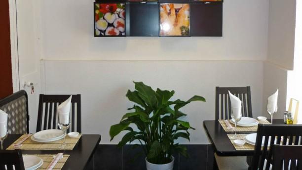 Taiyo - Sushi Bar Restaurante Vista sala