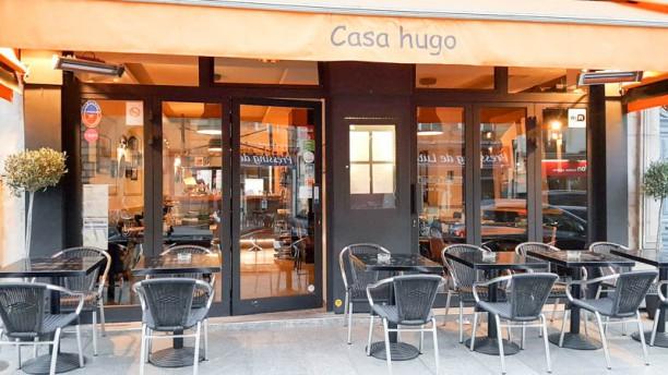Casa Hugo Terrasse