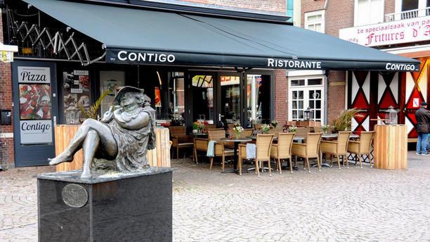 Contigo Het restaurant