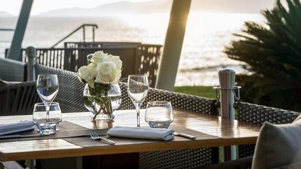 Sofitel Golfe d'Ajaccio, Restaurant Le Caroubier Terrasse de l'Araucaria