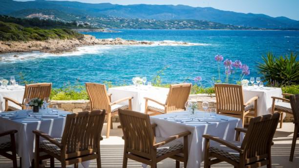 Carte Corse Porticcio.Restaurant Sofitel Golfe D Ajaccio La Carte Postale A