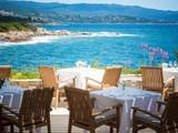 Sofitel Golfe d'Ajaccio, Restaurant Le Caroubier