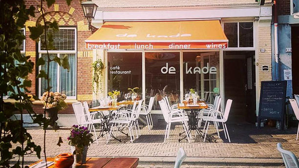 Cafe Restaurant De Kade Exterieur